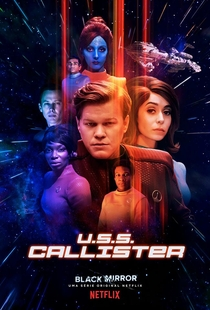 Black Mirror (4ª Temporada) - Poster / Capa / Cartaz - Oficial 4