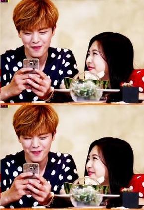 We got Married Season 4: BtoB Sungjae and Red Velvet Joy