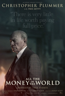 Todo o Dinheiro do Mundo - Poster / Capa / Cartaz - Oficial 5