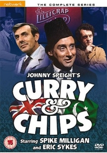 Curry & Chips - Poster / Capa / Cartaz - Oficial 1