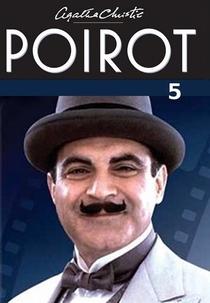 Poirot (5ª Temporada) - Poster / Capa / Cartaz - Oficial 2