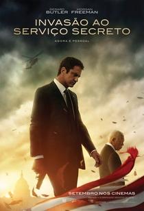 Invasão ao Serviço Secreto - Poster / Capa / Cartaz - Oficial 1