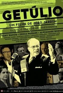 Getúlio - Poster / Capa / Cartaz - Oficial 2
