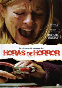 Horas de Horror - Poster / Capa / Cartaz - Oficial 3