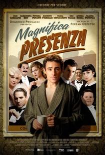 Magnífica Presença - Poster / Capa / Cartaz - Oficial 1