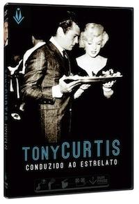 Tony Curtis; Conduzido ao Estrelato - Poster / Capa / Cartaz - Oficial 1