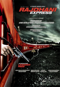 Rajdhani Express - Poster / Capa / Cartaz - Oficial 1