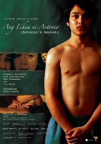 O Segredo de Antonio - Poster / Capa / Cartaz - Oficial 1