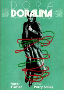 Dôra Doralina - Poster / Capa / Cartaz - Oficial 1
