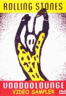 Rolling Stones - Voodoo Lounge Video Sampler 1994-1995 - Poster / Capa / Cartaz - Oficial 1
