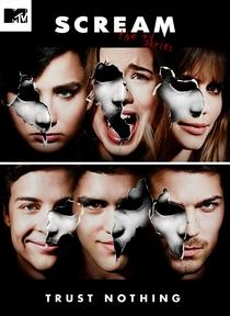 Scream (2ª Temporada) - Poster / Capa / Cartaz - Oficial 3