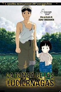 Túmulo dos Vagalumes - Poster / Capa / Cartaz - Oficial 49