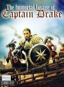 A Fantástica Viagem do Capitão Drake - Poster / Capa / Cartaz - Oficial 2