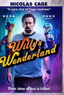 Willy's Wonderland - Poster / Capa / Cartaz - Oficial 9