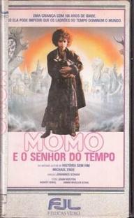 Momo e o Senhor do Tempo - Poster / Capa / Cartaz - Oficial 2