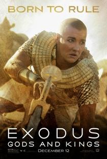 Êxodo: Deuses e Reis - Poster / Capa / Cartaz - Oficial 8