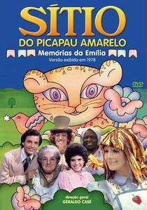 Sítio do Picapau Amarelo - Poster / Capa / Cartaz - Oficial 3