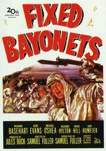 Baionetas Caladas - Poster / Capa / Cartaz - Oficial 1