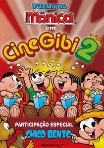 Turma da Mônica em CineGibi 2 - Poster / Capa / Cartaz - Oficial 1