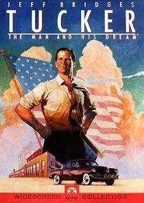 Tucker - Um Homem e seu Sonho - Poster / Capa / Cartaz - Oficial 4
