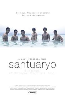 Santuaryo - Poster / Capa / Cartaz - Oficial 1