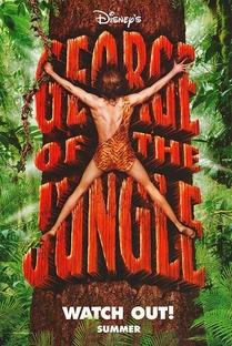 George: O Rei da Floresta - Poster / Capa / Cartaz - Oficial 3