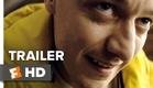 Split Official Trailer 1 (2016) - M. Night Shyamalan Movie