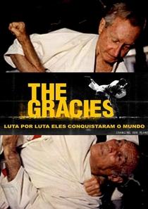 Os Gracies e o Nascimento do Vale Tudo - Poster / Capa / Cartaz - Oficial 1