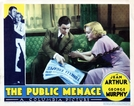 Aventura de Repórter (The Public Menace)