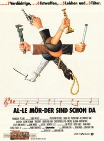 Os 7 Suspeitos - Poster / Capa / Cartaz - Oficial 8