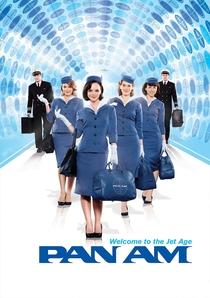 Pan Am (1ª Temporada) - Poster / Capa / Cartaz - Oficial 2