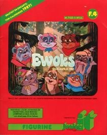 Ewoks (1º Temporada) - Poster / Capa / Cartaz - Oficial 1