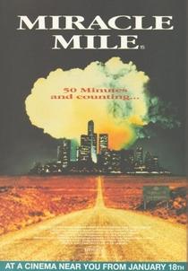 Miracle Mile - Poster / Capa / Cartaz - Oficial 3