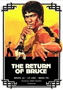 Return of Bruce - Poster / Capa / Cartaz - Oficial 1
