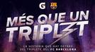 Barcelona - Mais que um Triplete (Barcelona - Més que un triplet)