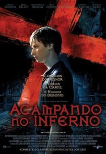 Acampando No Inferno - Poster / Capa / Cartaz - Oficial 1