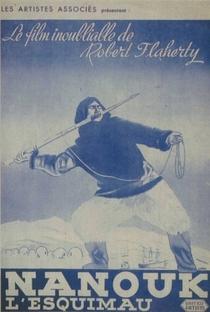 Nanook, o Esquimó - Poster / Capa / Cartaz - Oficial 3