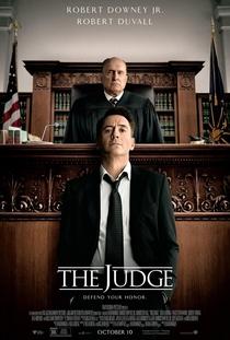 O Juiz - Poster / Capa / Cartaz - Oficial 2