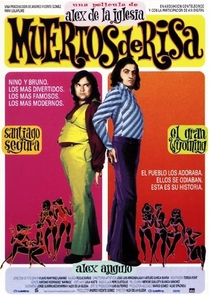 Muertos de Risa  - Poster / Capa / Cartaz - Oficial 1