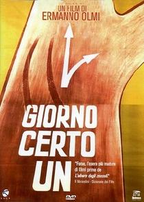Un Certo Giorno - Poster / Capa / Cartaz - Oficial 1