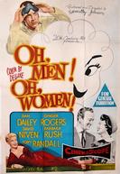 Os Noivos de Minha Noiva (Oh, Men! Oh, Women!)