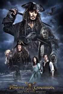 Piratas do Caribe: A Vingança de Salazar - Poster / Capa / Cartaz - Oficial 7