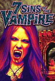 7 Sins of the Vampire - Poster / Capa / Cartaz - Oficial 1