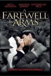 Adeus às Armas - Poster / Capa / Cartaz - Oficial 4