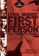 First Person (1a Temporada) (First Person (1st Season))