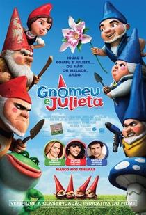 Gnomeu e Julieta - Poster / Capa / Cartaz - Oficial 5