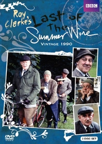 Last of the Summer Wine (1973-2010) - Poster / Capa / Cartaz - Oficial 1