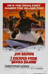 Fuga da Ilha do Diabo - Poster / Capa / Cartaz - Oficial 1