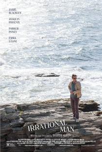 Homem Irracional - Poster / Capa / Cartaz - Oficial 2