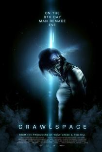 Crawlspace - Poster / Capa / Cartaz - Oficial 2